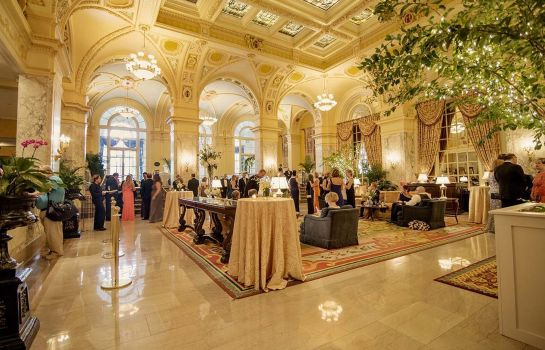 Info The Hermitage Hotel LEGEND