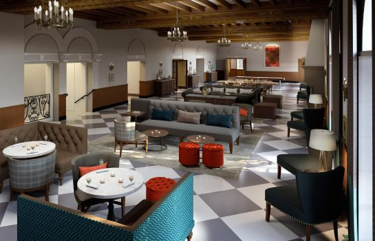 Hotelhalle Hotel Saranac Curio Collection by Hilton