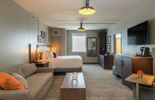 Zimmer Hotel Saranac Curio Collection by Hilton
