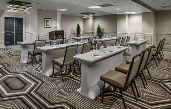Sala de reuniones The Partridge Inn Augusta Curio Collection by Hilton
