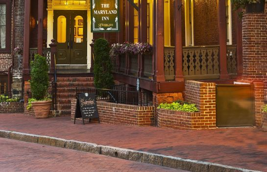Vista esterna Historic Inns of Annapolis