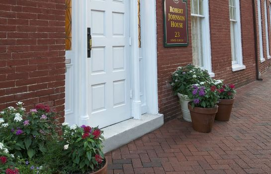 Exterior view Historic Inns of Annapolis