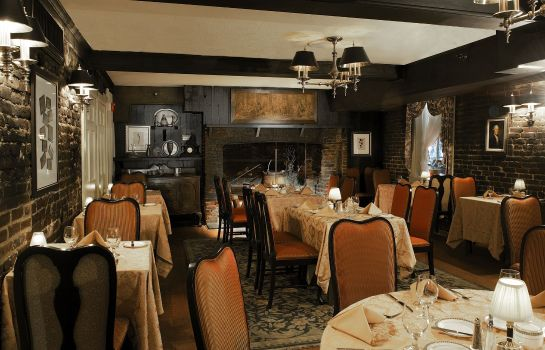 Restaurante Historic Inns of Annapolis