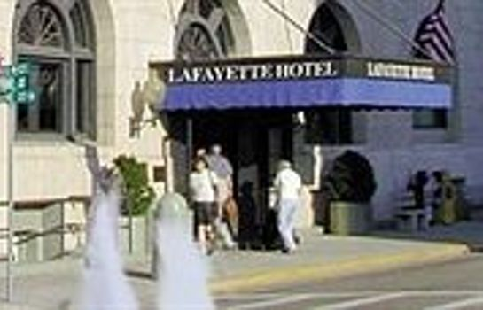 Vista esterna The Lafayette A grand Riverboat Era Hotel