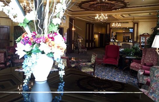 Vista all'interno The Lafayette A grand Riverboat Era Hotel
