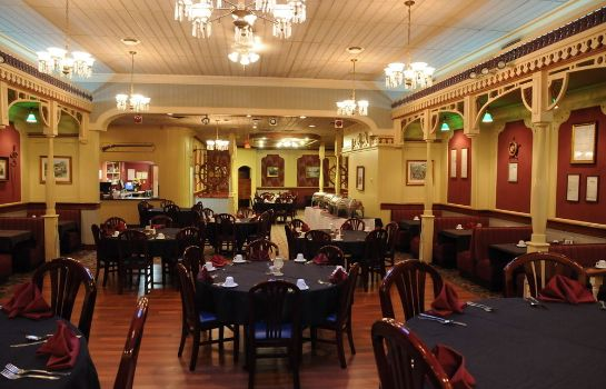Ristorante The Lafayette A grand Riverboat Era Hotel