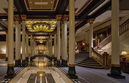 Hotelhal The Driskill - in the Unbound Collection by Hyatt