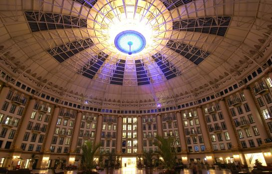 Hall West Baden Springs Hotel