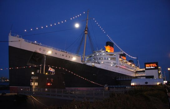 Exterior view Queen Mary Hotel