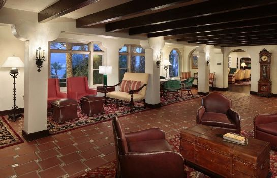 Hol hotelowy The Inn at Death Valley – Inside the Park
