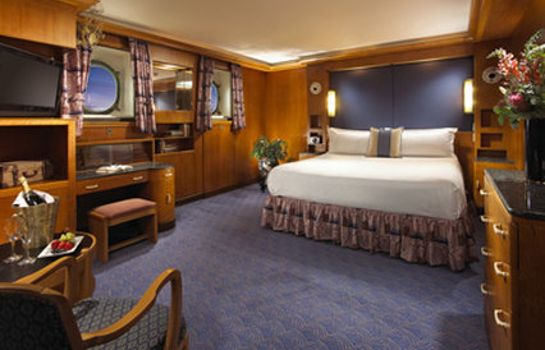 Suite Queen Mary Hotel