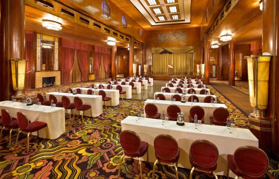 Conference room Queen Mary Hotel