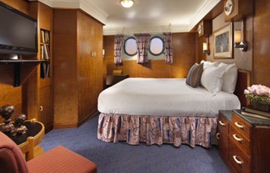 Room Queen Mary Hotel