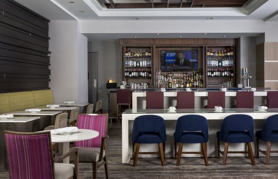 Bar del hotel Crowne Plaza ATLANTA - MIDTOWN