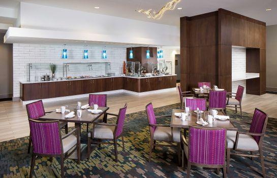 Restauracja Crowne Plaza ATLANTA - MIDTOWN