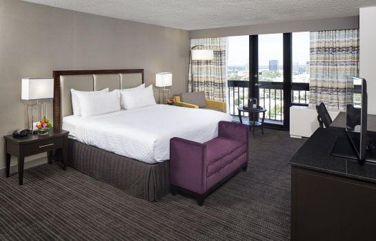 Suite Crowne Plaza ATLANTA - MIDTOWN