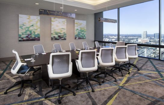 Conference room Crowne Plaza ATLANTA - MIDTOWN