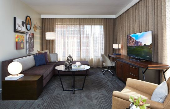 Suite The Worthington Renaissance Fort Worth Hotel