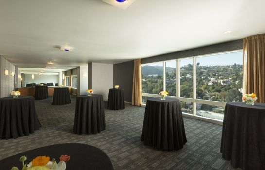 Sala de reuniones Loews Hollywood Hotel