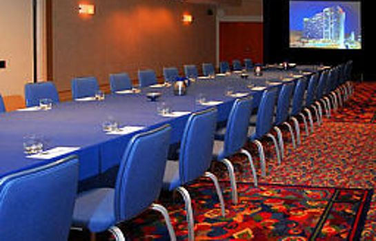 Conference room Loews Hollywood Hotel