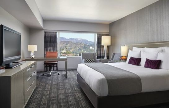 Zimmer Loews Hollywood Hotel