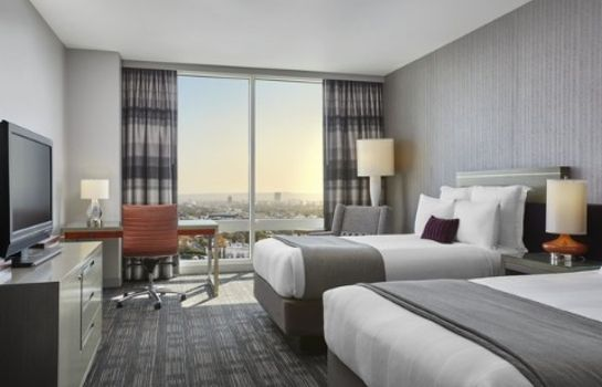 Chambre Loews Hollywood Hotel
