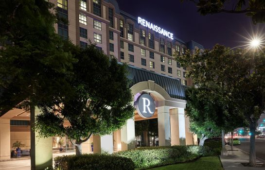 Exterior view Renaissance Los Angeles Airport Hotel
