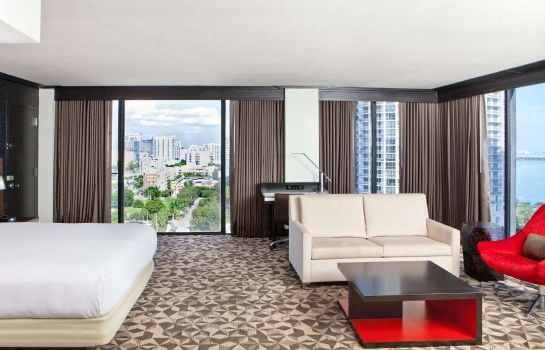 Kamers Hilton Miami Downtown