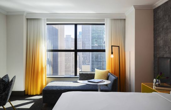 Kamers Renaissance New York Times Square Hotel