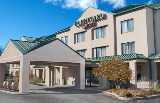 Außenansicht Fairfield Inn & Suites Albany Airport