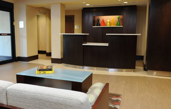 Hotelhalle Fairfield Inn & Suites Albany Airport
