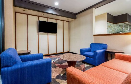 Hotelhalle BAYMONT INN & SUITES ROSWELL A