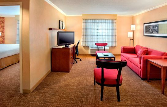 Suite Courtyard Boston Danvers
