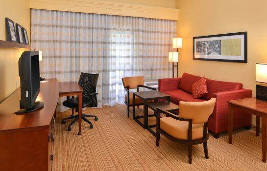 Suite Courtyard Columbia Northeast/Fort Jackson Area