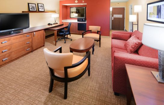 Suite Courtyard Dallas Las Colinas
