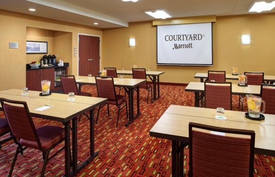 Conference room Courtyard Detroit Livonia
