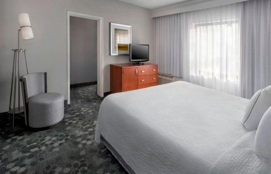 Suite Courtyard Newark Liberty International Airport