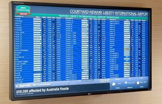 Info Courtyard Newark Liberty International Airport