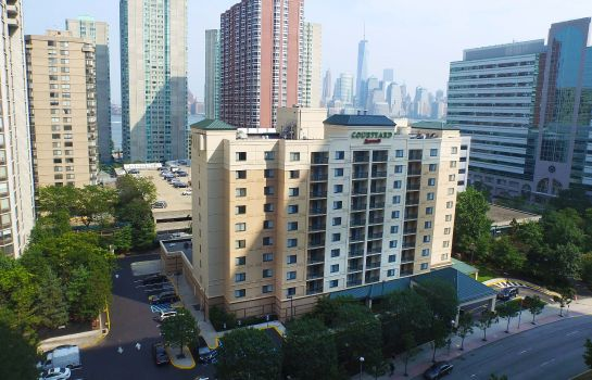 Vista esterna Courtyard Jersey City Newport