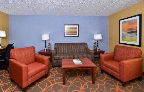 Suite Best Western Plus Fresno Airport Hotel