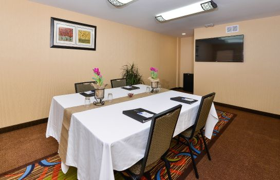 Conference room BEST WESTERN PLUS FRESNO ARPRT
