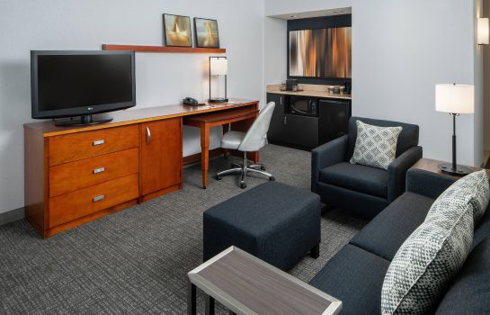 Suite Courtyard Dulles Airport Herndon/Reston