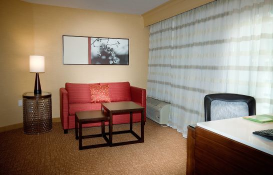 Suite Courtyard Los Angeles Century City/Beverly Hills