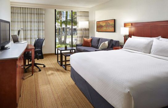 Zimmer Hotel MdR Marina del Rey - a DoubleTree by Hilton