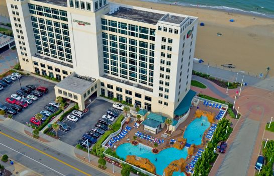 Vue extérieure Hôtel Courtyard Virginia Beach Oceanfront/North 37th Street Hôtel Courtyard Virginia Beach Oceanfront/North 37th Street