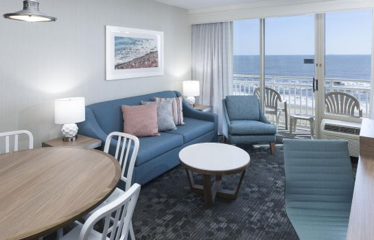 Chambre Hôtel Courtyard Virginia Beach Oceanfront/North 37th Street Hôtel Courtyard Virginia Beach Oceanfront/North 37th Street