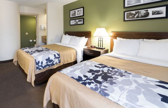 Chambre Sleep Inn Airport