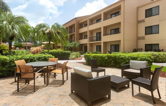 Zimmer Courtyard Fort Myers Cape Coral