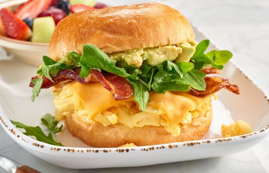 Restaurant Courtyard San Jose Airport