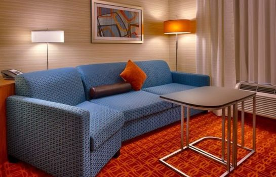 Zimmer Fairfield Inn & Suites Salt Lake City Downtown